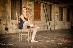 Ballerina - dromen over de toekomst
