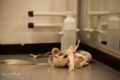 Ballerina - na de training