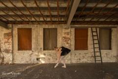 Ballerina - wall -1