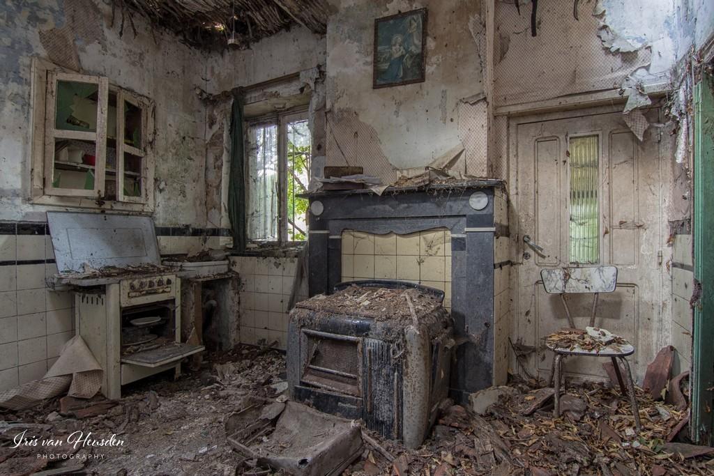 Boerenhuisje - Keuken 1