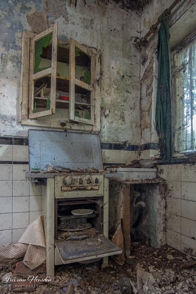 Boerenhuisje - Keuken 2