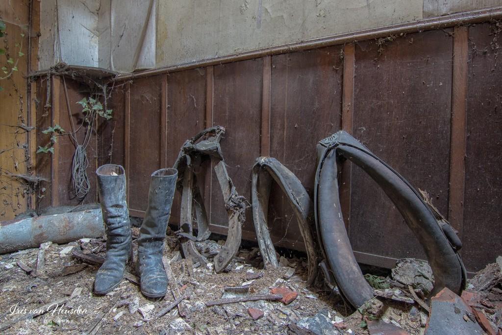 Boerenhuisje - Paardenspul