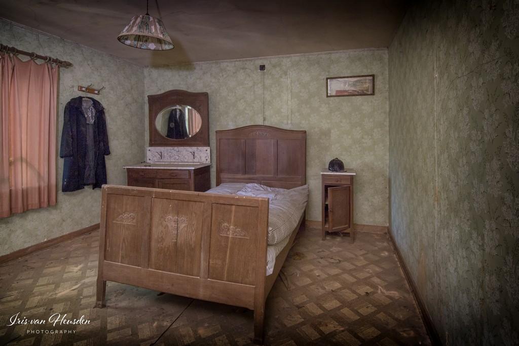 Boerenhuisje - Slaapkamer 1