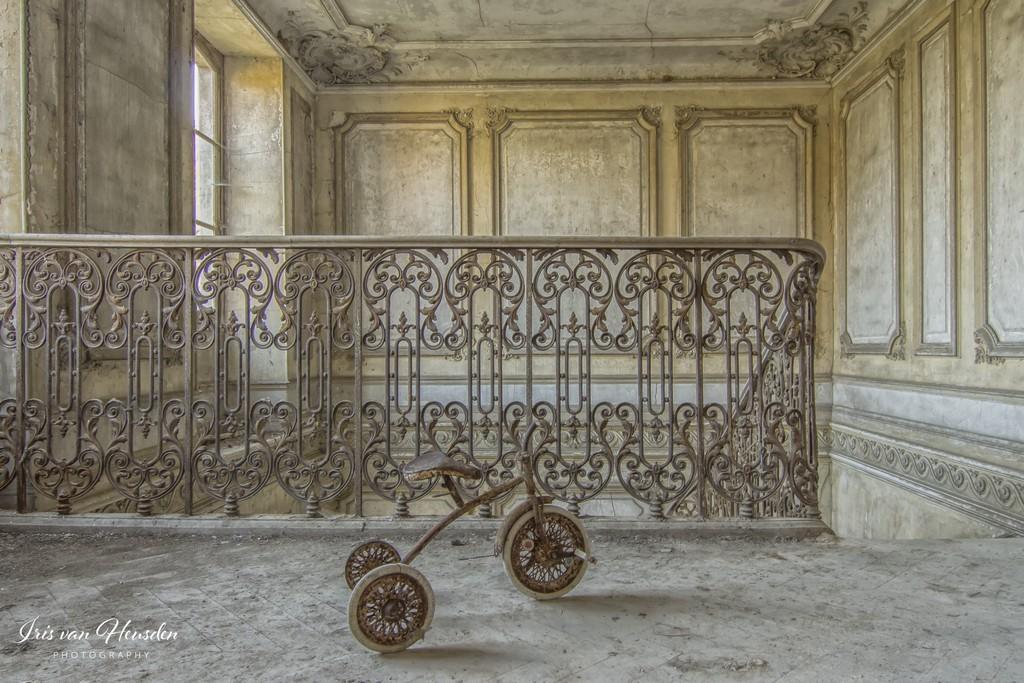château artillery - Tricyclette-4