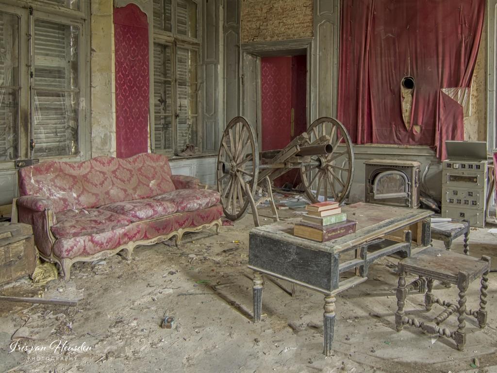 château artillery - Voor de zekerheid  -1