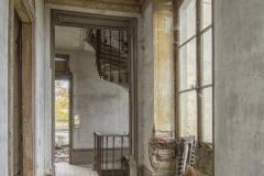 château artillery - Eens een comfortabele stoel -1