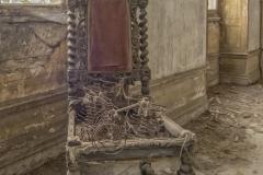 château artillery - Eens een comfortabele stoel -2