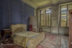 château artillery - Kleurrijke slaapkamer