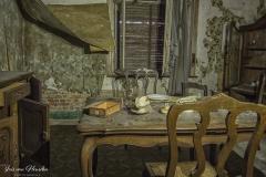 Belgian farm house -Eettafel