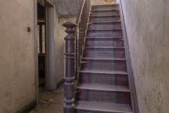Belgian farm house - trappenhuis