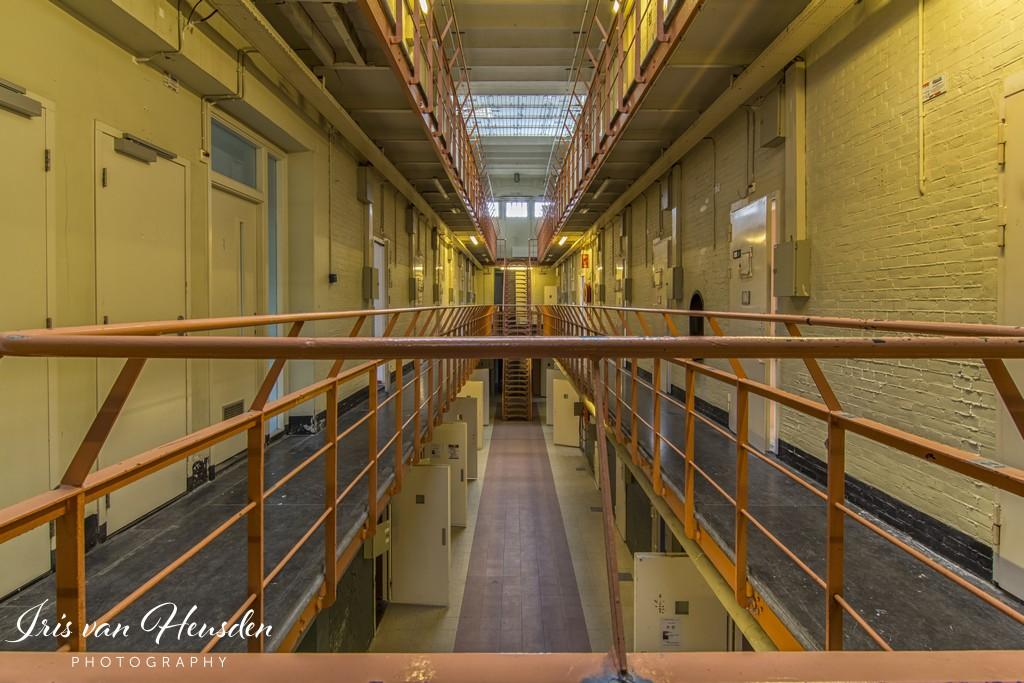 Behind bars - Cellenblok -1