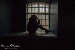 Behind bars - 712 dagen te gaan