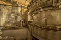 Frisdrank fabriek - Vulmachine 1