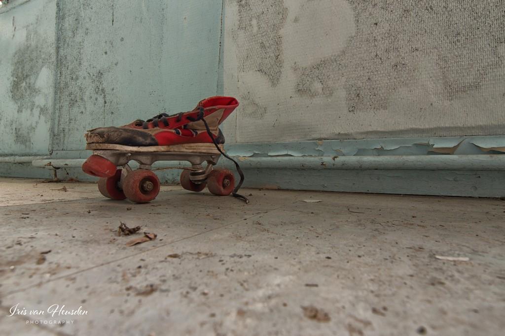 In de heropvoeding - Eenzame rolschaats 2