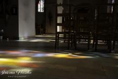 Kerk - Kleuren en Lijnen spel -01