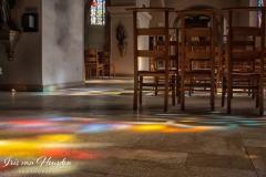 Kerk - Kleuren en Lijnen spel -02