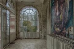 Resocialization institute - Graffiti 1