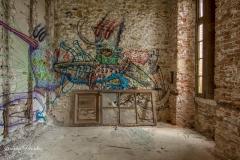 Resocialization institute - Graffiti 2