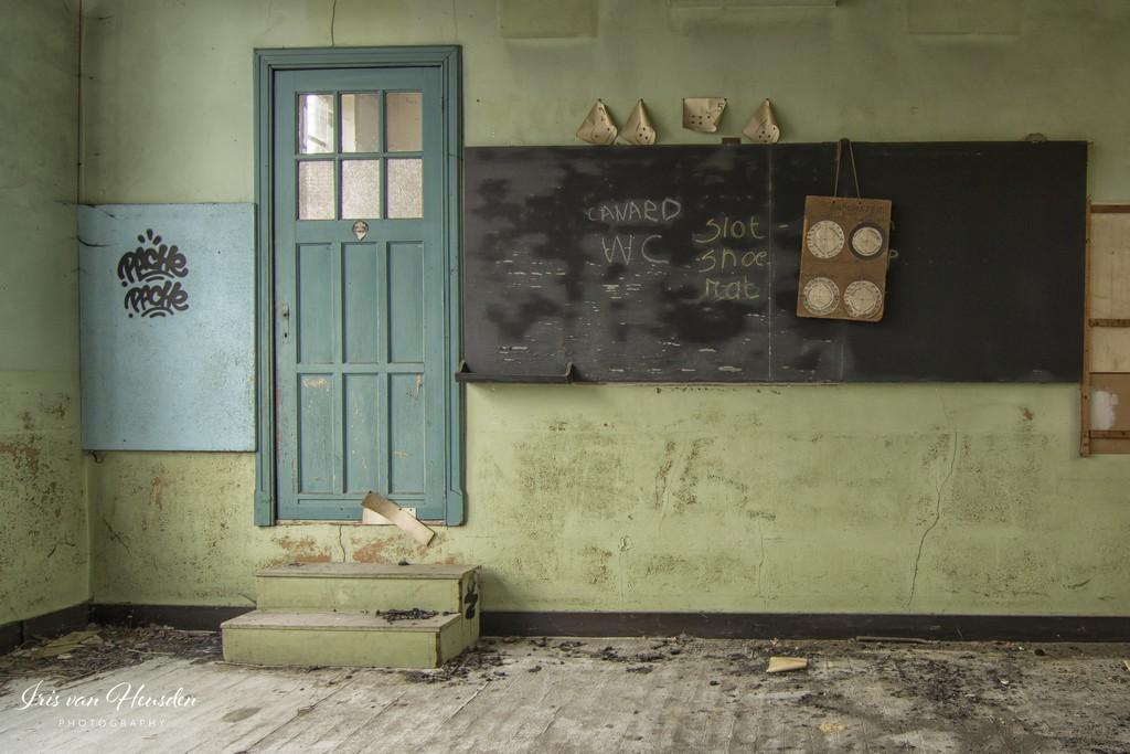 Back to school - Schoolbord-2