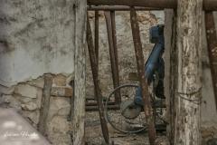 Zakynthos - Scooter zonder band