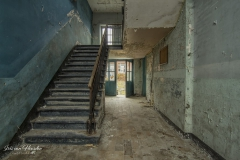Back to school - Stair case -1