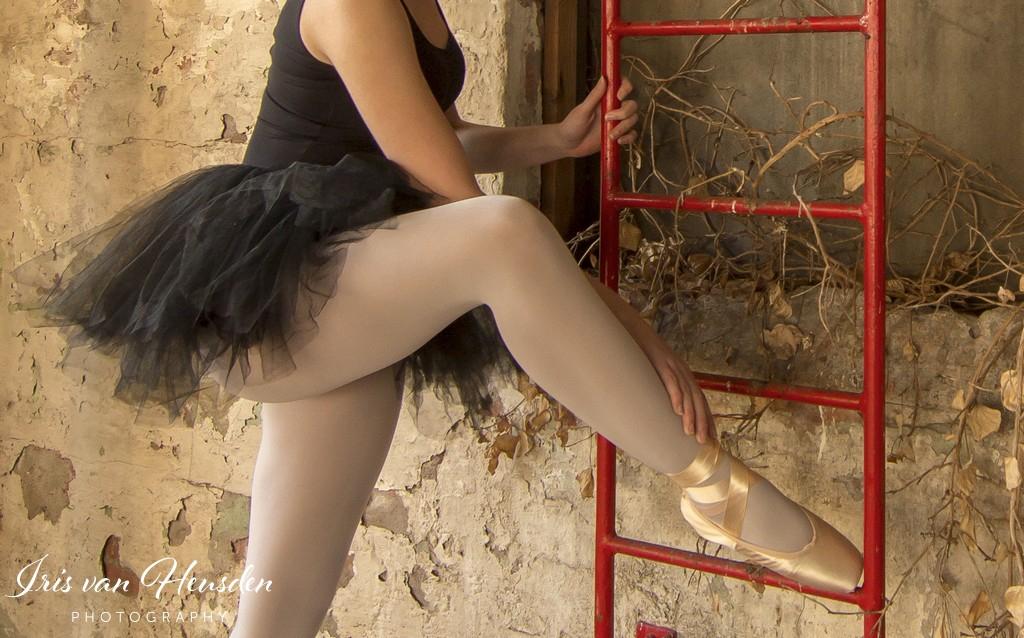 Ballerina - Freestyle pose
