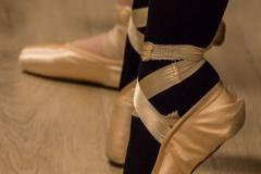 Ballerina - Pre training stretch