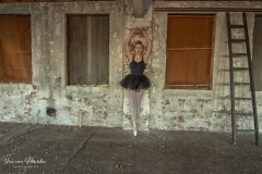 Ballerina - wall -4