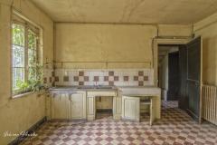 Blue bathroom - Kitchenette