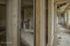château artillery - Hallway angles