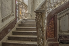 château artillery - Magnificent stairs -1