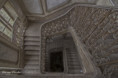 château artillery - Magnificent stairs -4