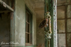 Composé militaire - Ancient door knob