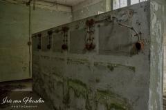 Composé militaire - Mens shaving station