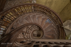Resocialization institute - Staircase 2