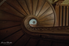 Resocialization institute - Staircase 3