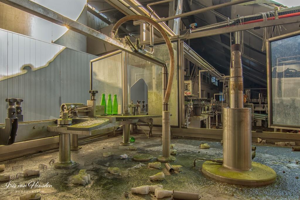 Soda factory- Filling machine 2