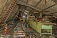 Soda factory- The attic