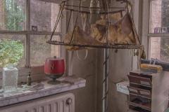 Blue lounge - Floor lamp