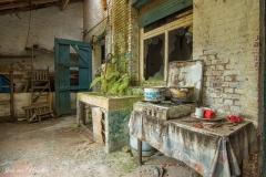 Barn kitchen -1