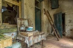 Barn kitchen -2
