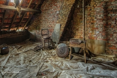 The attic -1