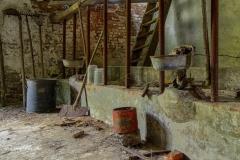 Empty stable -2